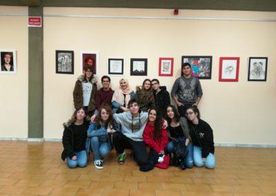 «Interpretaciones Artísticas» Exposición en el Centro Cívico Delicias