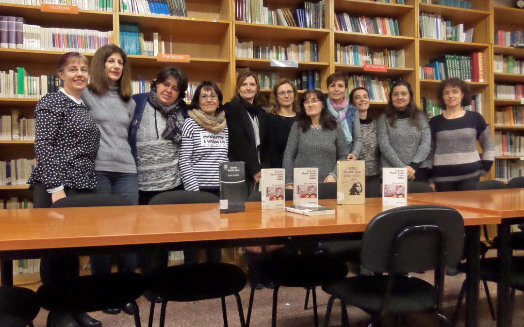 Club de Lectura (Segunda reunión del curso 2018-2019)