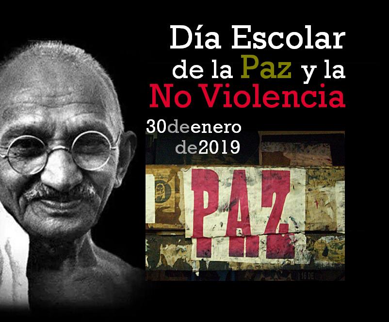 Día Escolar de la Paz y la No Violencia 2019