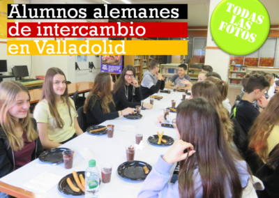 Intercambio con Alemania 2019