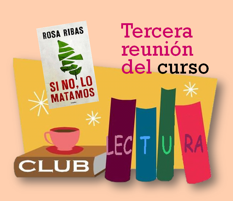 Club de Lectura (Tercera reunión del curso 2018-2019)