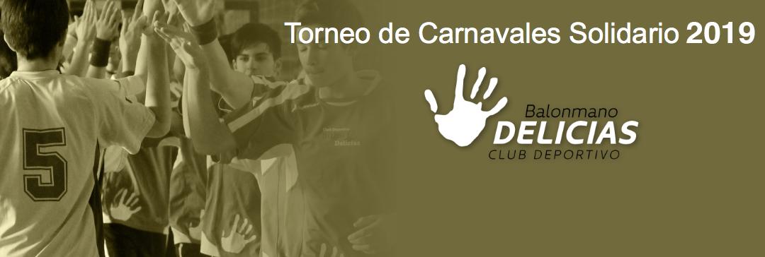 VI Torneo de Carnaval Balonmano Delicias