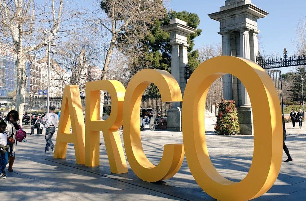 Visita a ARCO 2019