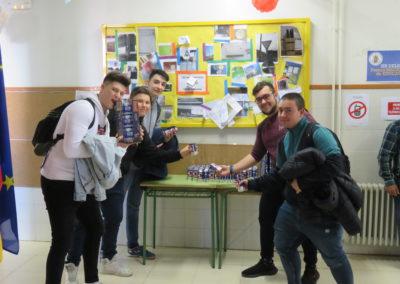 Programa escolar de consumo de frutas, hortalizas y leche
