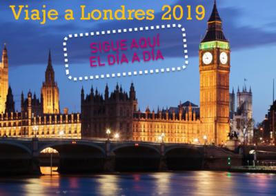 Viaje a Londres 2019