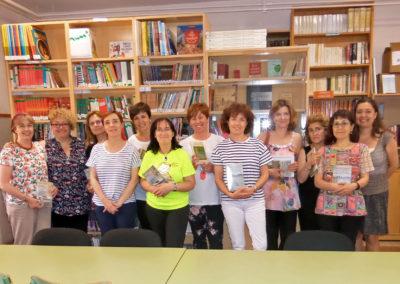 Club de Lectura (Cuarta reunión del curso 2018-2019)