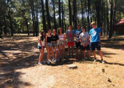 Piragüismo en las Hoces del Duratón (3º ESO)