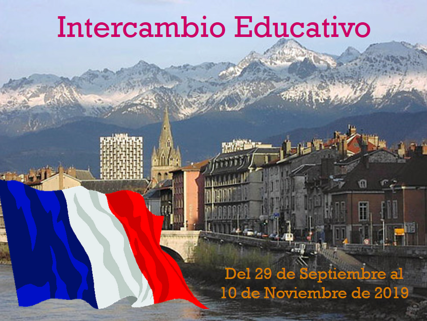 Intercambio con Grenoble (Francia)