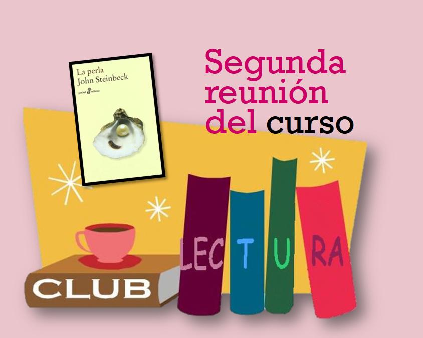 Club de Lectura (Segunda reunión del curso 2019-2020)