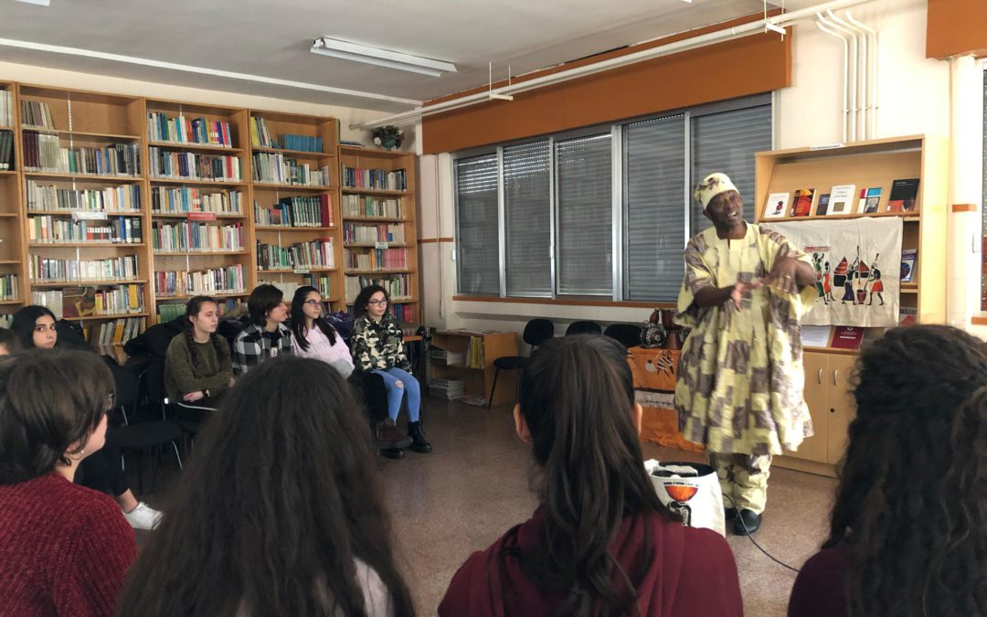 Relatos Africanos en Lengua Francesa