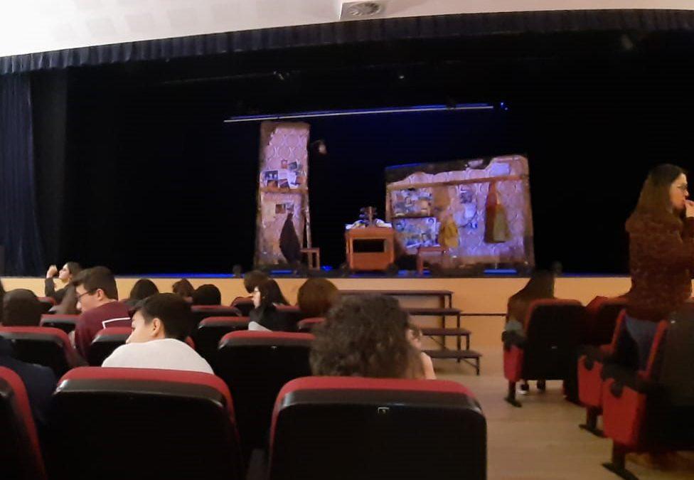 Representación Teatral «El Coloquio de los Perros»