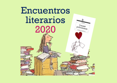 Encuentros literarios 2020
