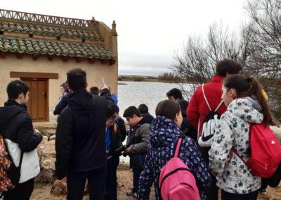 Visita a las Lagunas de Villafáfila