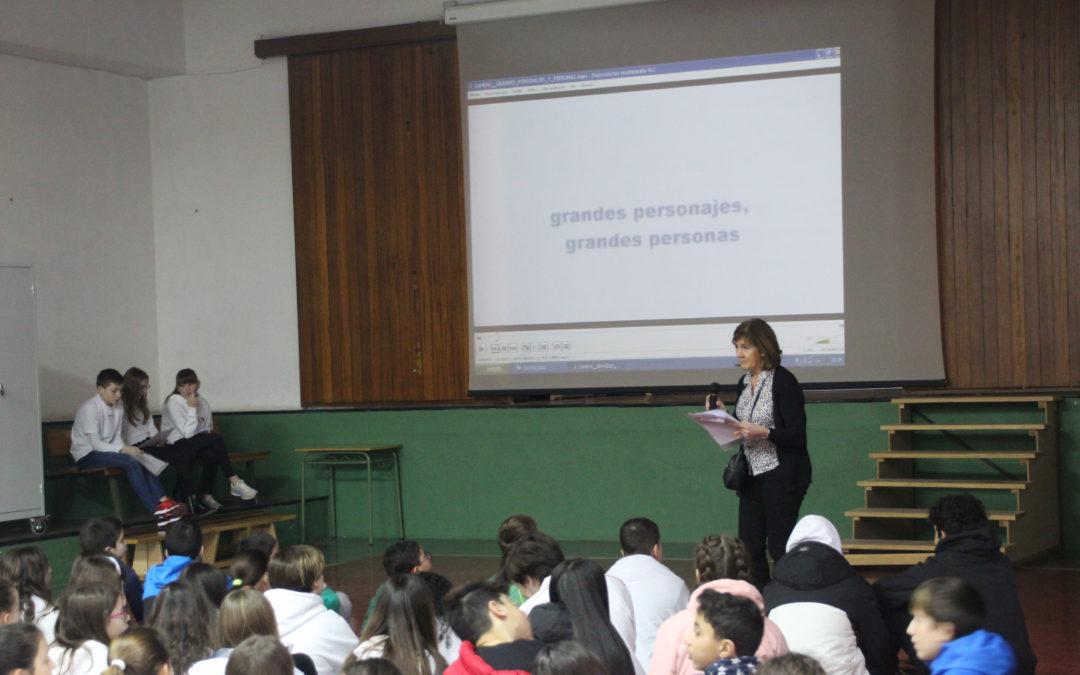 Día Escolar de la Paz y la No Violencia 2020