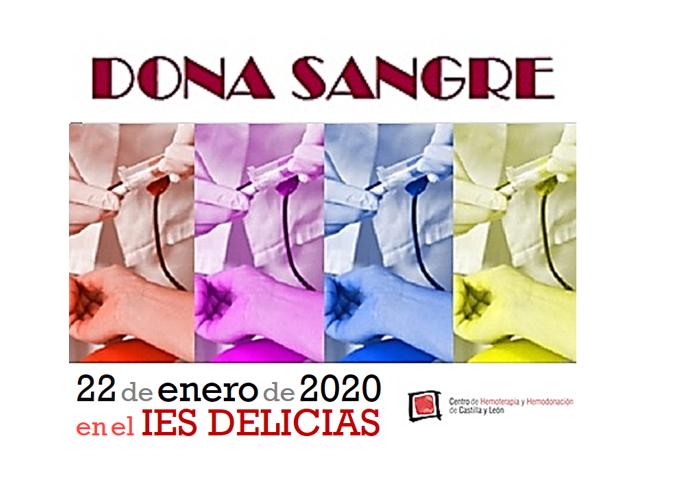 Campaña de donación de sangre (22 de Enero de 2020)
