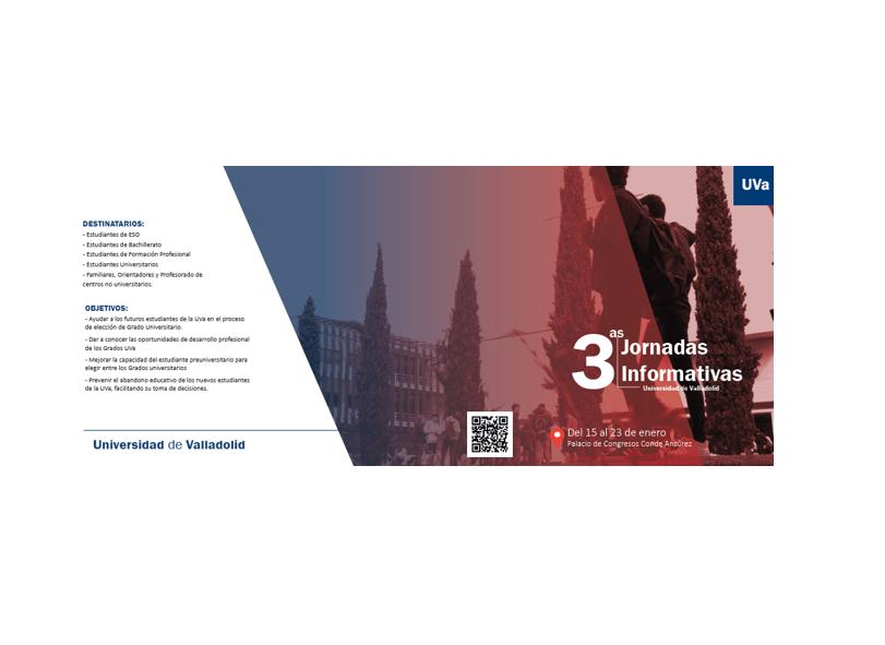 Jornadas Informativas y de Puertas Abiertas (UVA)