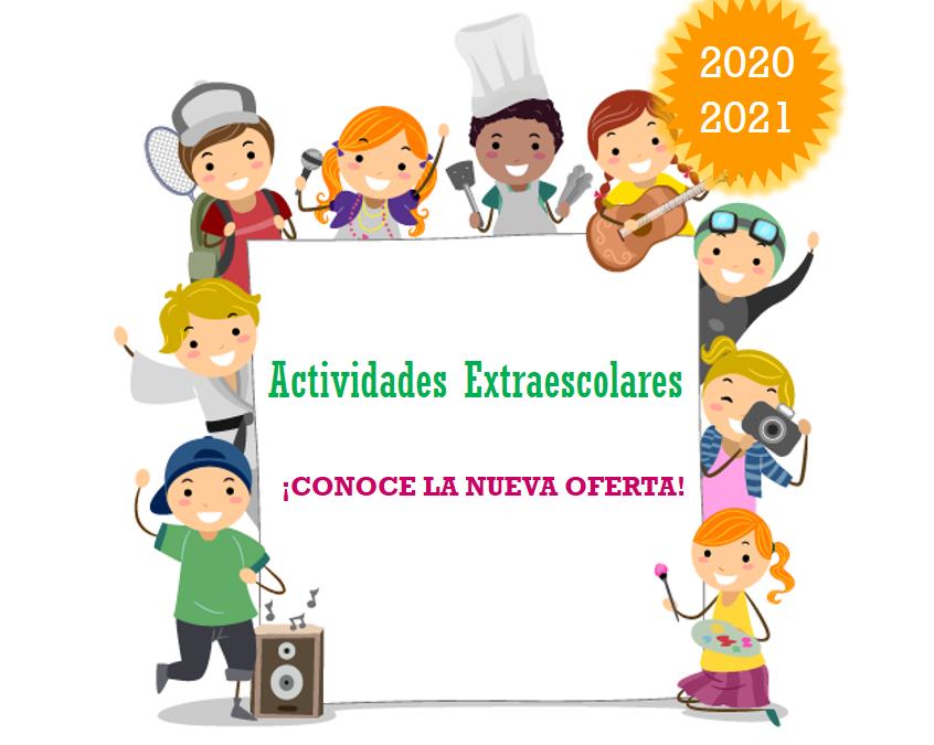 Actividades Extraescolares 2020/2021