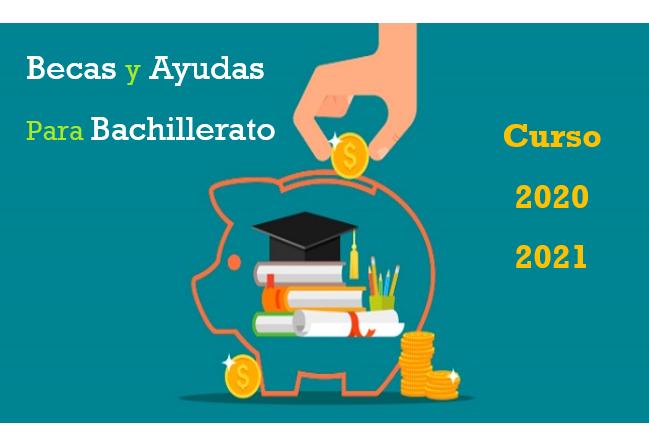 Ayudas para Alumnos de Bachillerato (Curso 2020-2021)
