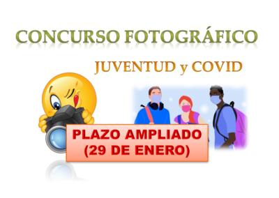 Concurso Fotográfico «La juventud y la COVID»