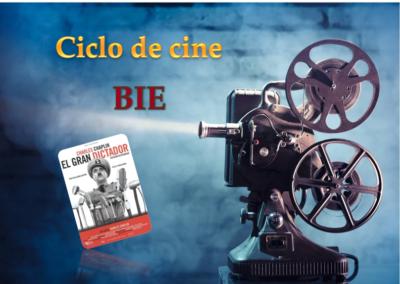 Ciclo de cine para alumnos del BIE
