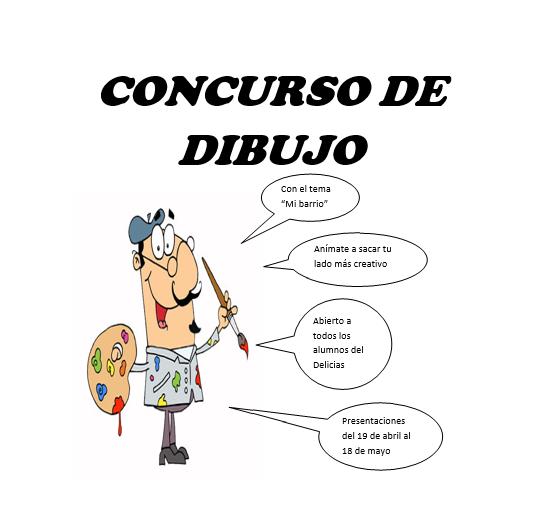 Concurso de dibujo «Mi barrio»