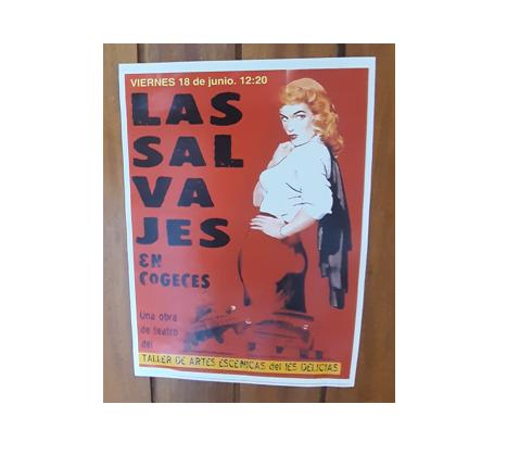 Las Salvajes (Artes Escénicas, 4º ESO)